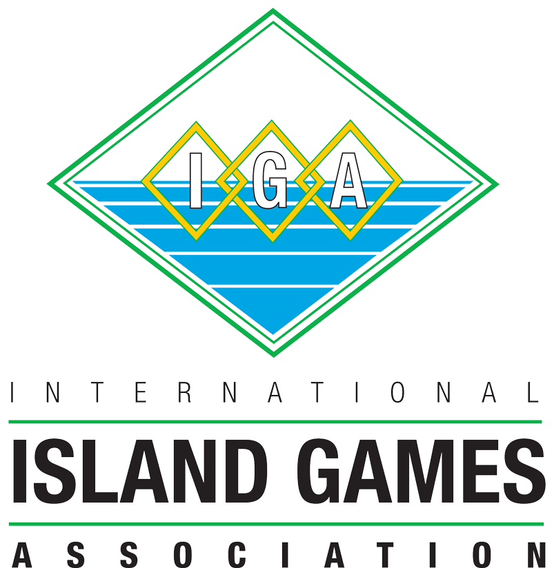 International Island Games Association Logo