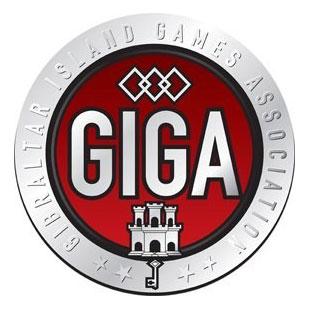 Gibraltar Island Games Association Logo