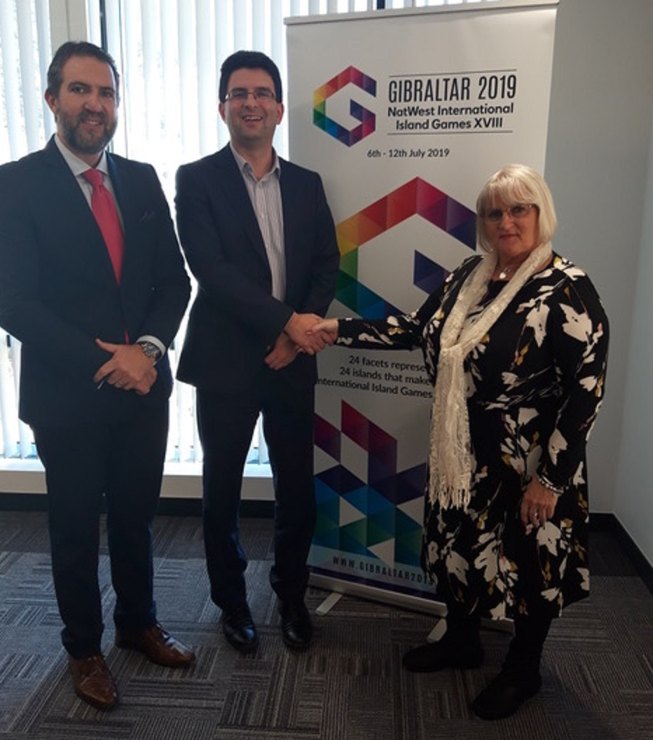 Hassans Announced as Major Partner to the Gibraltar 2019 Natwest International Island Games