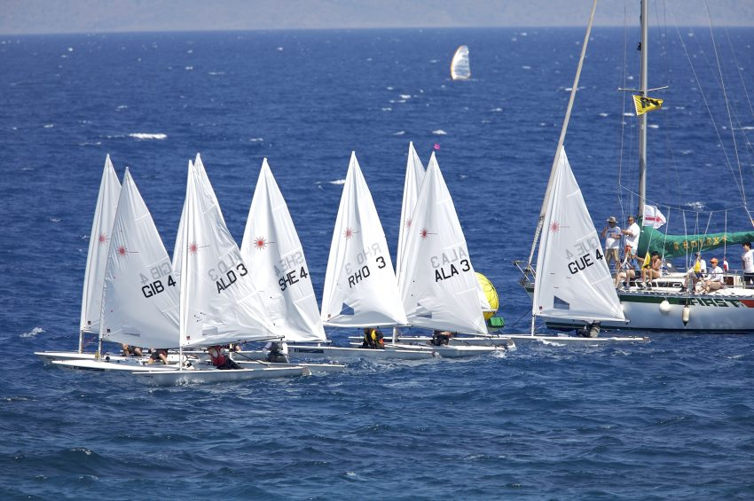 sailboat-racing image