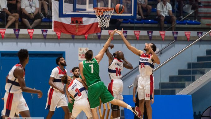 Cayman Islands craving consecutive men's basketball golds