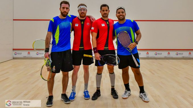 Cayman Islands smash their way to Island Games squash gold